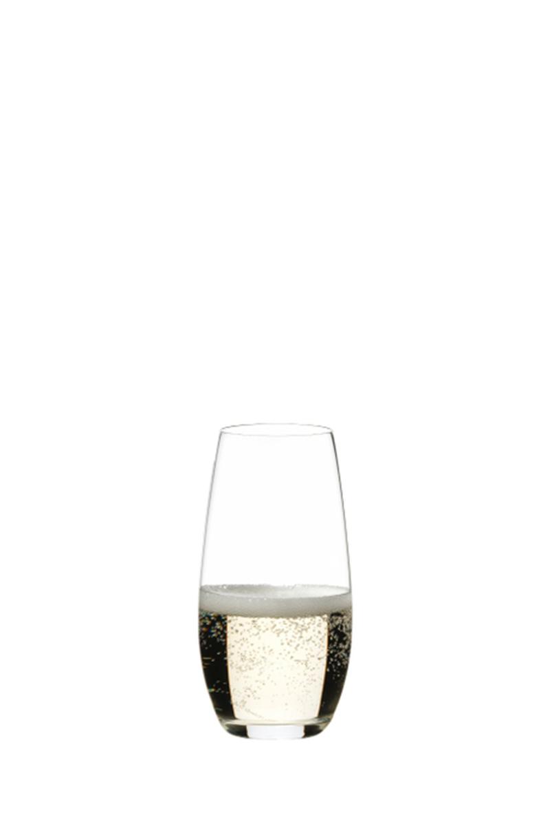 """""""O"""" CHAMPAGNE GLASS (estuche 2 unidades)"""