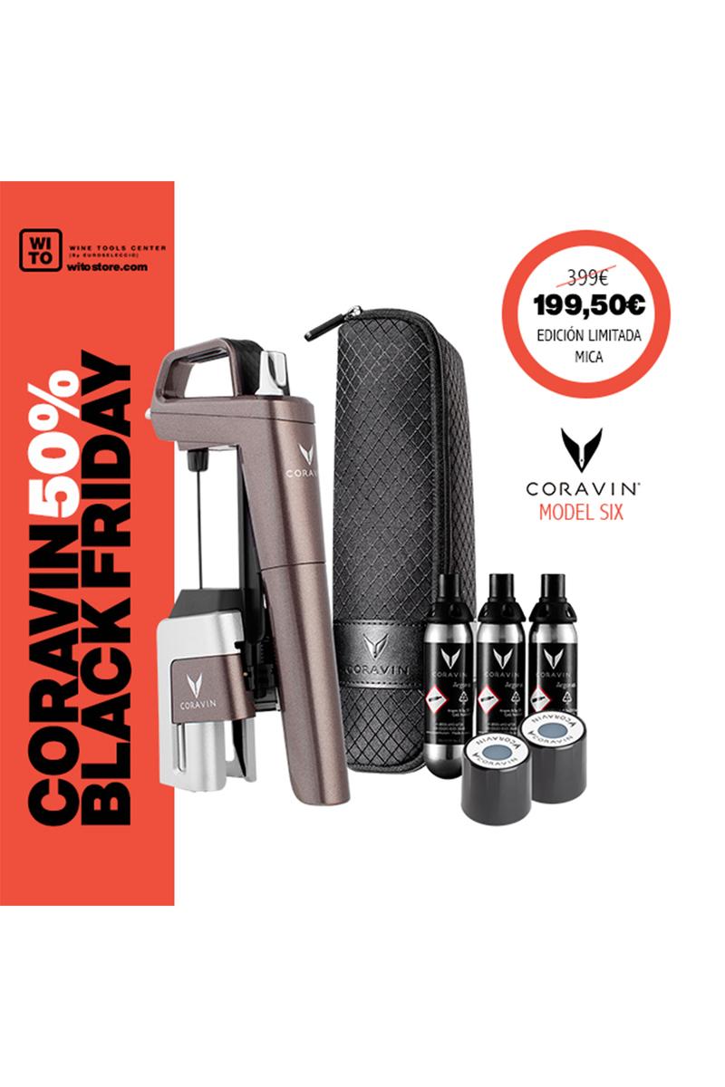 Coravin MICA 50% BLACK FRIDAY