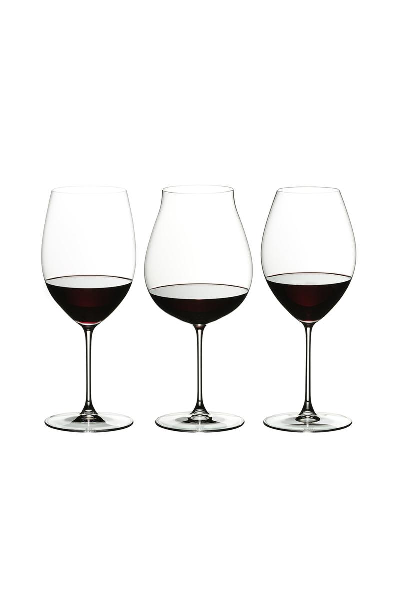 RIEDEL VERITAS RED WINE TASTING SET (estuche 3 unidades)