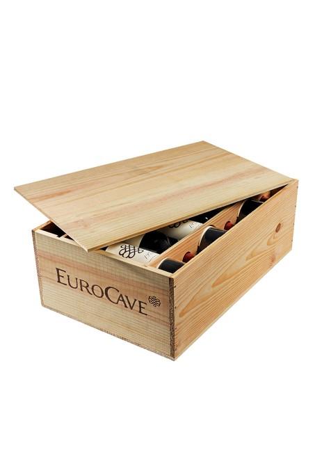 EUROCAVE Caja de Madera (1 unidad)